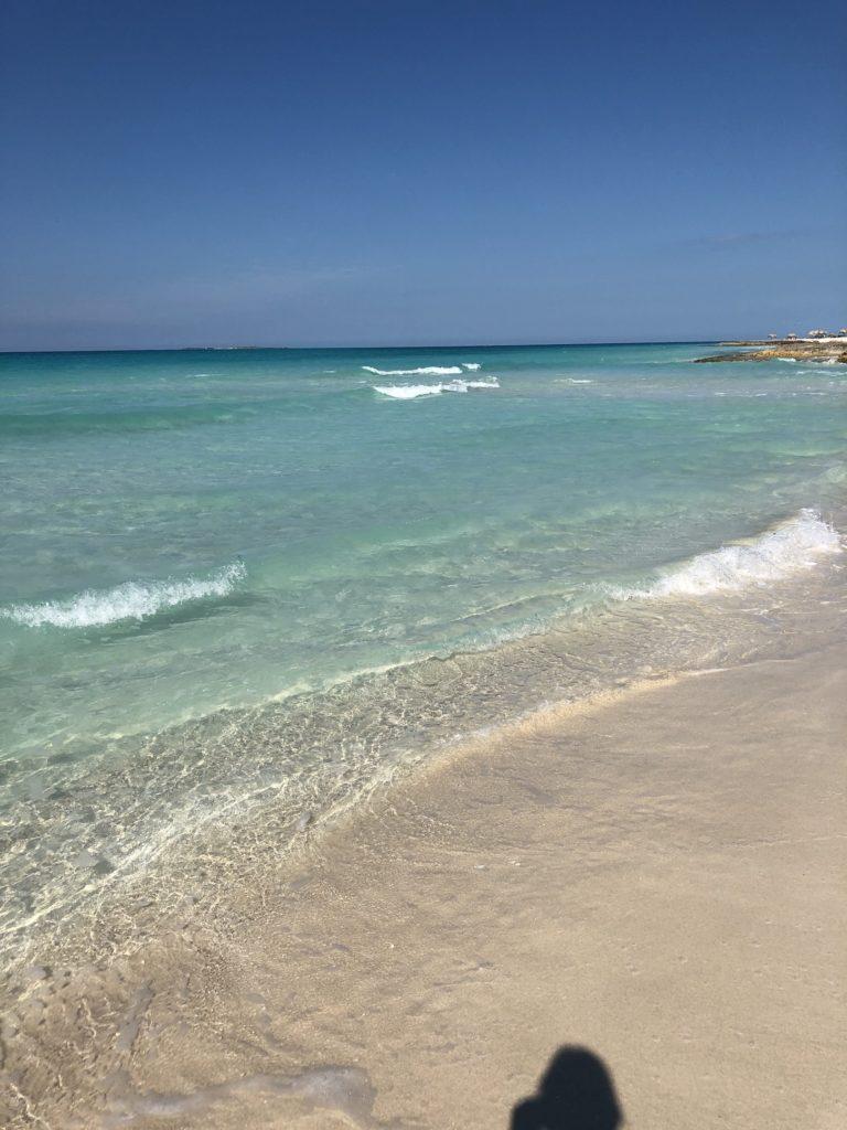 Beach Kuba