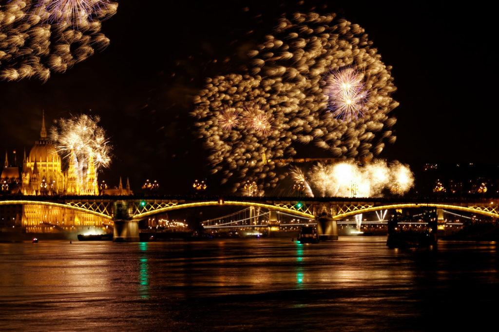 Budapest_-_Silvesterfeuerwerk