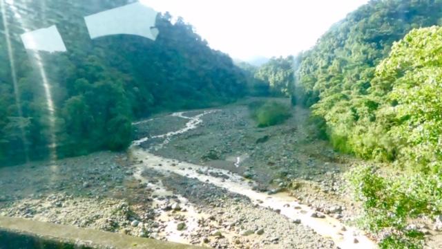 Costa-Rica-Flussbett-