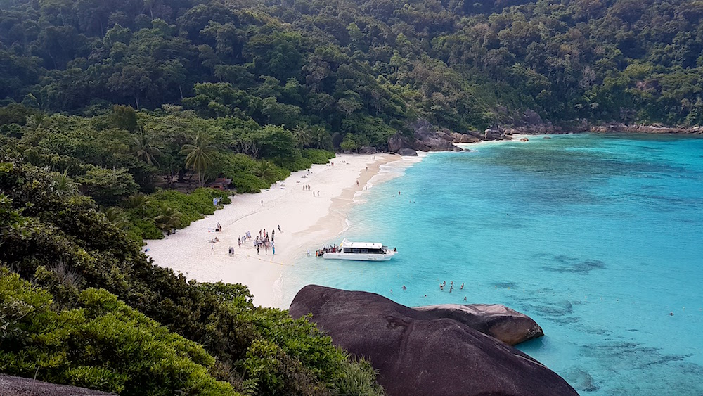 NP Similan Island Bucht
