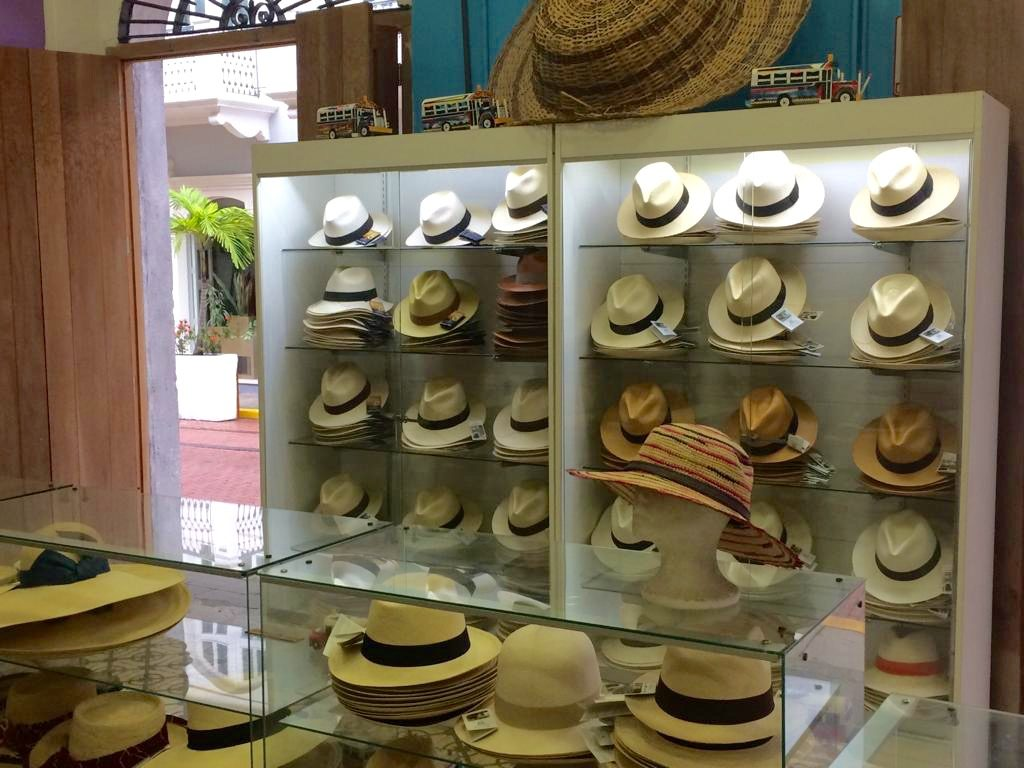 Panama-City-Hutladen