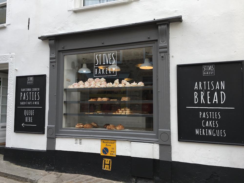 Bäckerei England