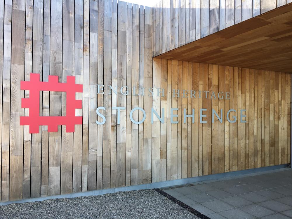 Stonehenge-Eingang